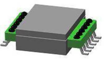 SMD Planar Transformer promotes output winding flexibility.
