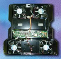 Standard/Custom Fan Trays suit telecom applications.
