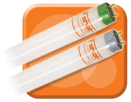 Safety-Coated Fluorescent Lamps have eco-friendly design.