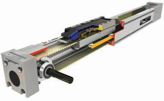 Linear Actuator targets high speed and load applications.