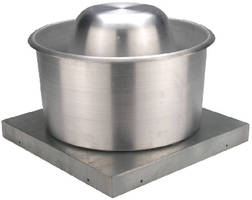 Exhaust Fans offer capacities to 17,725 cfm.