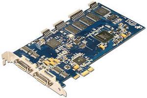 PCI Express Frame Grabber supports Camera Link cameras.