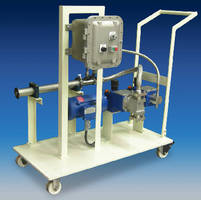 Static Mixing Systems feature skid-mounted design.