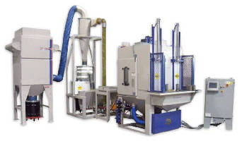 Blast Machine provides metallurgical shot peening.