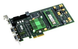 PCIe Frame Grabber optimizes Camera Link device use.