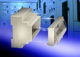 DIN-Rail Enclosures for Cabinet Mounted Electronics