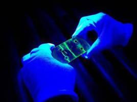 Fluorescent Liquid Penetrant