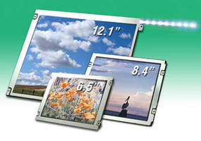 TFT LCD Modules feature LED backlighting.