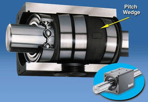 Linear Positioning Drives offer adjustable pitch/side thrust.