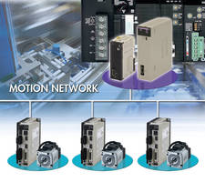 Position Controller suits applications with 2, 4, and 16 axes.