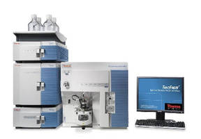 Mass Spectrometer/Software provides food safety testing.