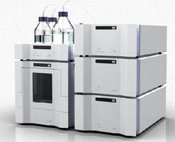 Liquid Chromatography System offers various pressure options.