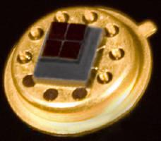 PbSe Detector features customizable, quad configuration.