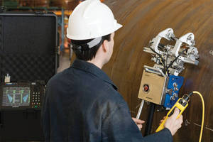 Scanner provides automated, nondestructive testing.