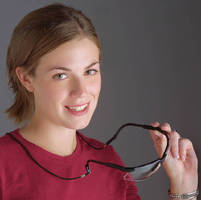 Safety Eyewear is made to fit smaller/narrower faces.