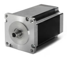 Stepper Motors are available in hollow shaft versions.