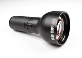 Telecentric Lenses handle large-format image sensors.