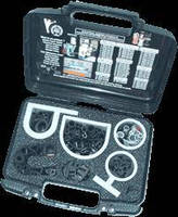 Rubber Sealing Solutions in a Sample Kit