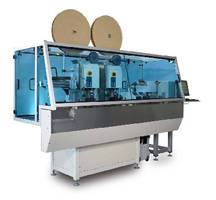 Automation System produces cable assemblies.