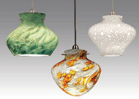 Glass Line Voltage Pendants use CFL technology.