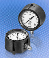 Process Gauge ranges from vacuum through 20,000 psi.