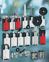 IEC Limit Switches meet international and cUL standards.