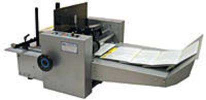 Tabletop Printer/Debosser handles range of flat materials.