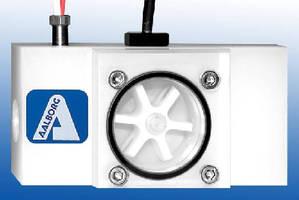 Paddle Wheel Flow Meter suits low-flow liquid applications.