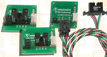 Fluid Sensors incorporate automatic calibration circuitry.