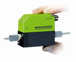 Liquid Flowmeter measures flow rates below 100 ml/min.