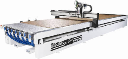CNC Routers target panel process manufacturing.