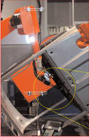 Sensing System locates weld joints without contact.