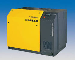 Rotary Blowers feature integrated controller.