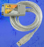 USB Serial Adapter withstands challenging environments.