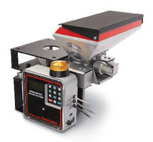 Gravimetric Feeder offers extrusion following option.