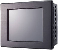 Compact Panel PC operates in harsh environments.