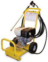 Cold Pressure Washers feature direct-drive design.