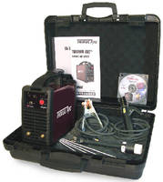 Portable DC Welder offers Stick and Stick/Lift TIG options.