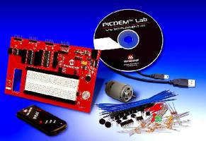 Lab Development Kit enables design of 8-bit MCUs.