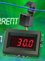 Digital AC Ammeter has user-settable over-current alarm.
