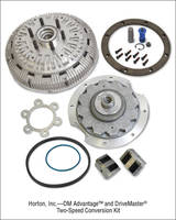 Horton Introduces DM Advantage and DriveMaster Two-Speed Conversion Kits