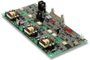 Gate Drivers control power semiconductor applications.