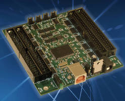 USB Module provides 96 or 48 lines of digital I/O.