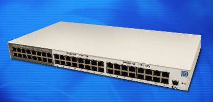 Midspan offers both 15.4 and 33.6 W ports.
