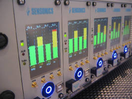 Signal Conditioner monitors and protects machinery.