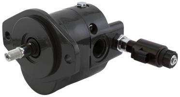 Gear Motors perform in demanding off-road applications.