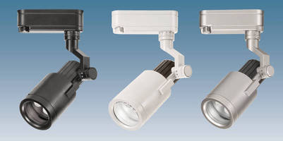 LED Track Fixtures are designed for specification market.
