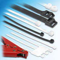 Cable Ties and Tools Added to Wire Management Offering