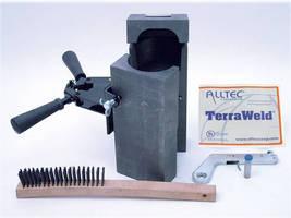 Exothermic Welding System provides permanent molecular bonding.