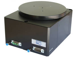 Rotary Positioning Stage is powered by direct drive motor.